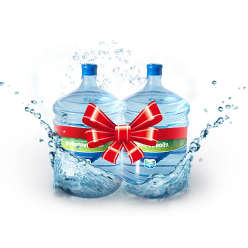 Доставка води в бутлях додому і в офіс в м. Київ