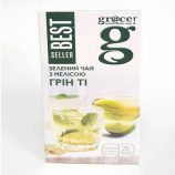 Чай зелений GRACE з мелісою Грін Ті 1 уп/25 пак. (01536)