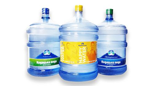 Доставка бутильованої води в Києві