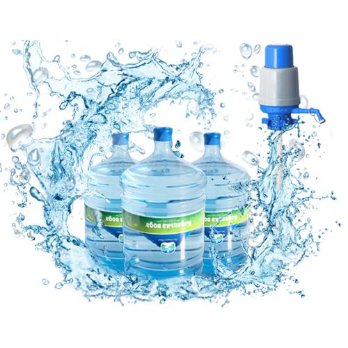 Купити бутильовану воду у Києві
