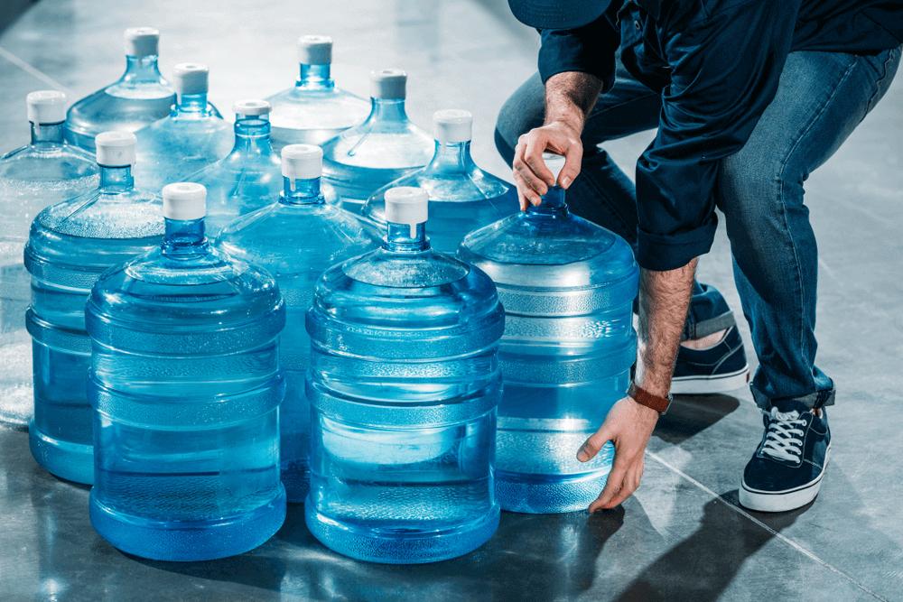 Доставка чистой и вкусной воды в Киеве - ТД Кодацкая Вода