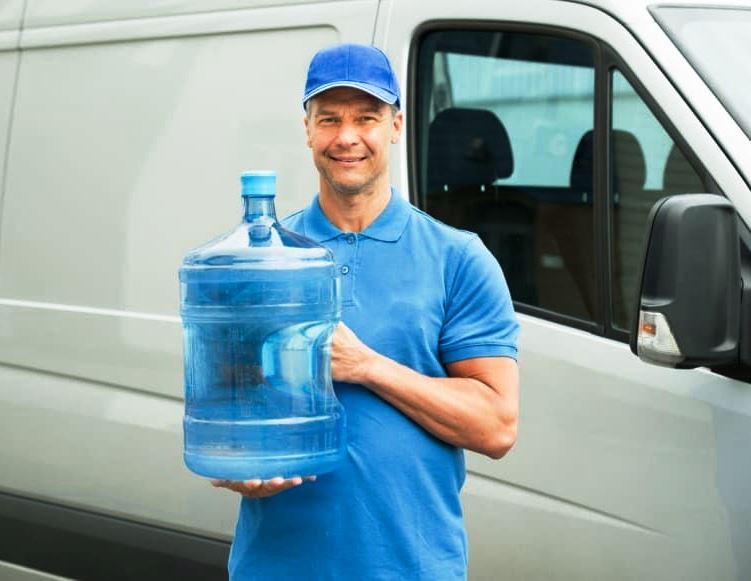 доставка чистої бутильованої води в Києві
