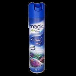 Освіжувач повітря Magic Корал 300 мл (01265)
