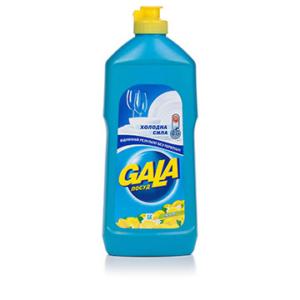 Засіб для миття посуду Gala Лимон 500 мл (01243)