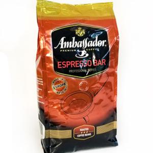 Кава зернова «AMBASSADOR» Espresso Bar 1 уп/1 кг (01332)